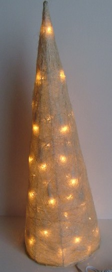 White Bulb Christmas Lights